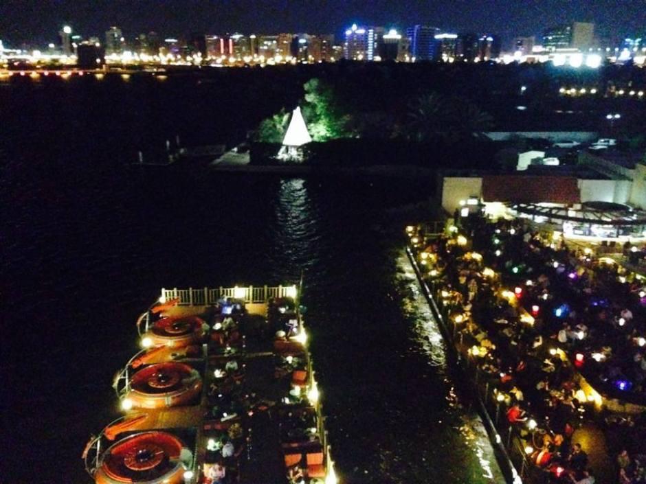 Cielo Sky Lounge Dubai