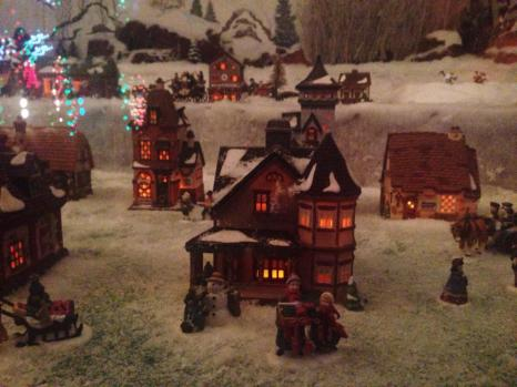 Koziar's Christmas Village