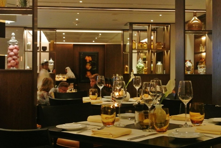Market by Jean-Georges at W Doha Hotel