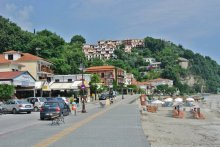 Agios Ioannis Beach, Pelion, Greece