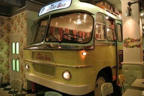 The Loco Bus, Thessaloniki, Greece