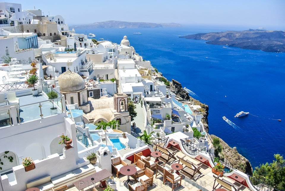 Santorini, How Much Does It Really Cost? A Travel Expense Guide For A 3-Day Stay in Santorini.