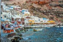 Ammoudi Bay, Santorini, Greece PinayFlyingHigh.com