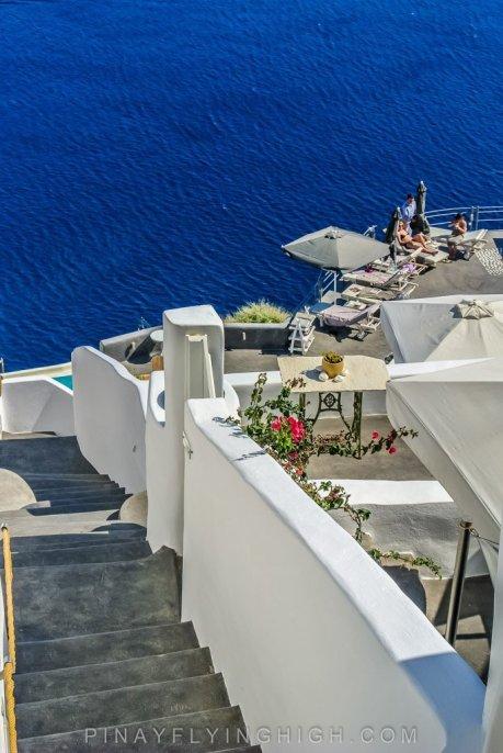 Oia, Santorini, Greece PinayFlyingHigh.com