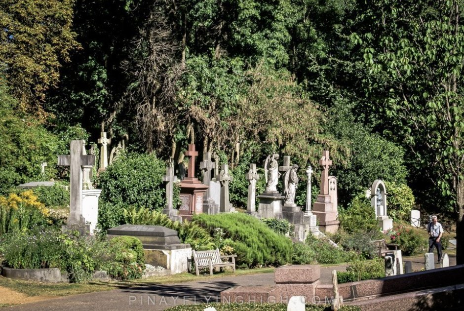 Highgate Cemetery, London - PinayFlyingHigh.com-47