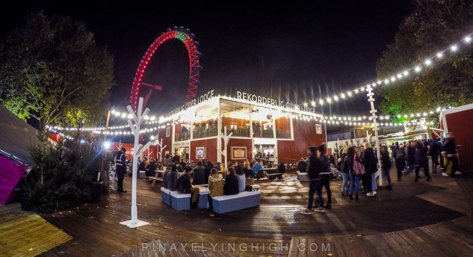 SOUTHBANK CENTRE WINTER FESTIVAL, LONDON - PINAYFLYINGHIGH.COM