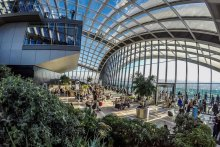 Sky Garden, London - PinayFlyingHigh.com