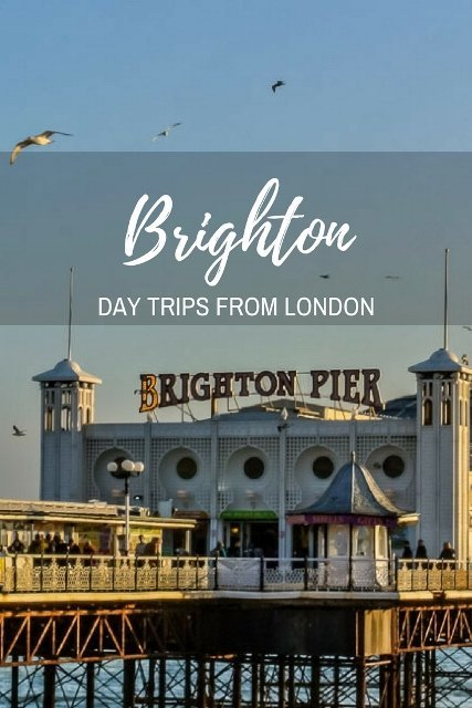 Day trips from London- Brighton (427x640)