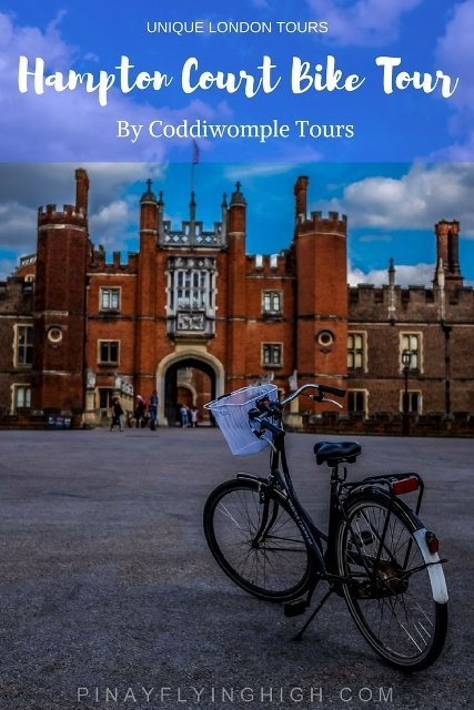 Hampton Court Bike Tour, LONDON (427x640)