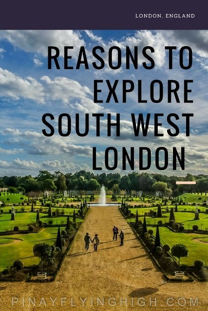 Reasons to explore South West London