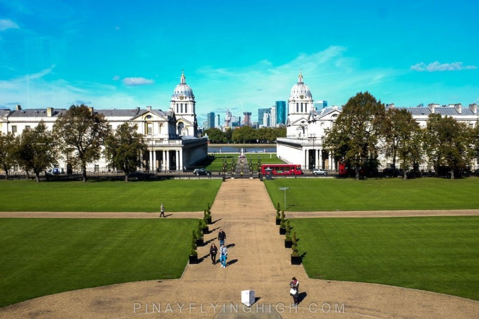 View from Queen's House