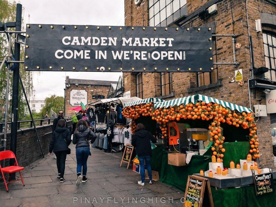 King's Cross, St Pancras and Camden Walk Highlights - PinayFlyingHigh.com-22