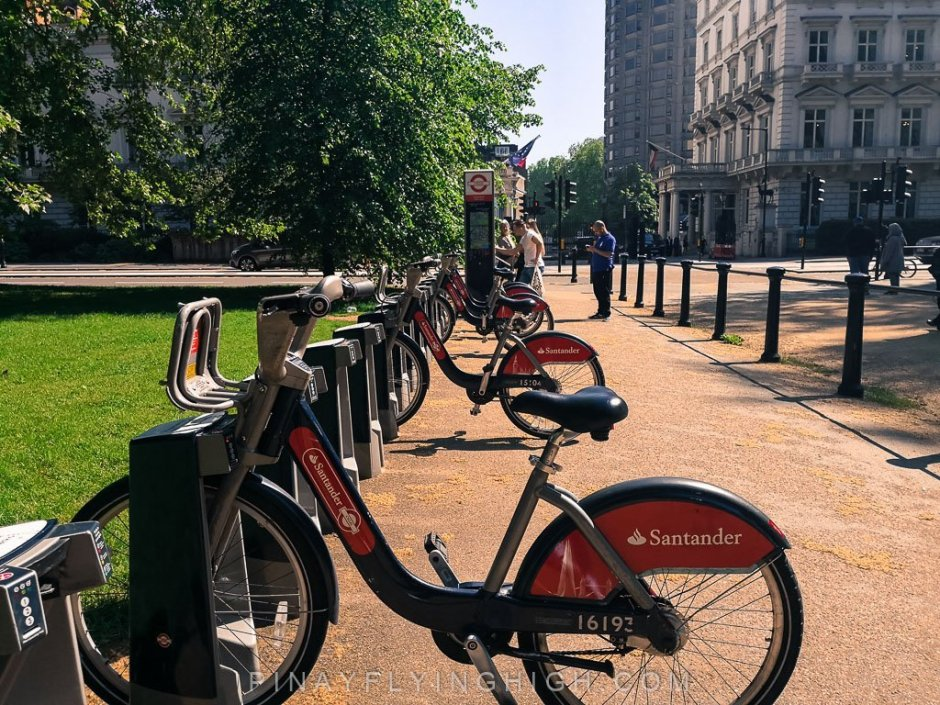 Santander Cycle, London - PinayFlyingHigh.com-7