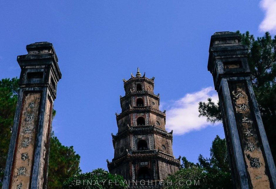 Thien Mu Pagoda Hue, Vietnam - PinayFlyingHigh.com-1