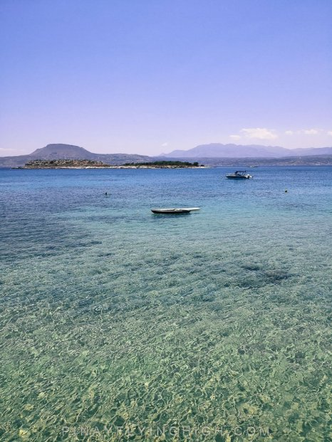 Marathi Beach, Chania, Crete