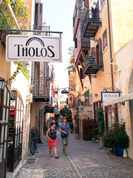 Chania Old Town, Crete, Greece