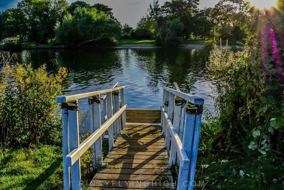 Barge Walk, Kingston, London, England