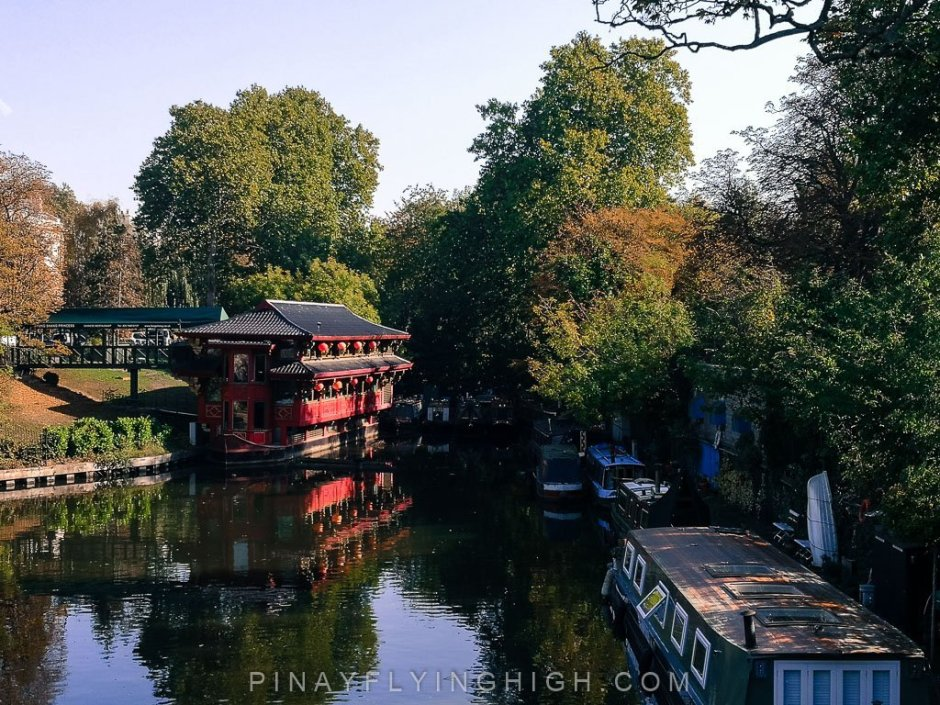 Regent's Canal Walk, London, England - PinayFlyingHigh.com-400