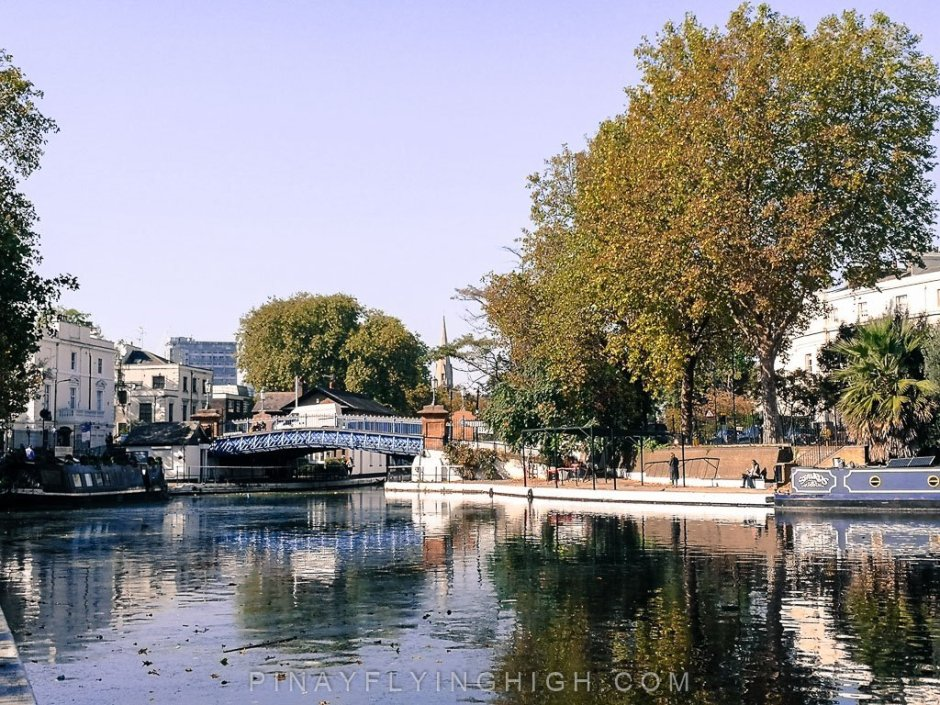 Regent's Canal Walk, London, England - PinayFlyingHigh.com-407