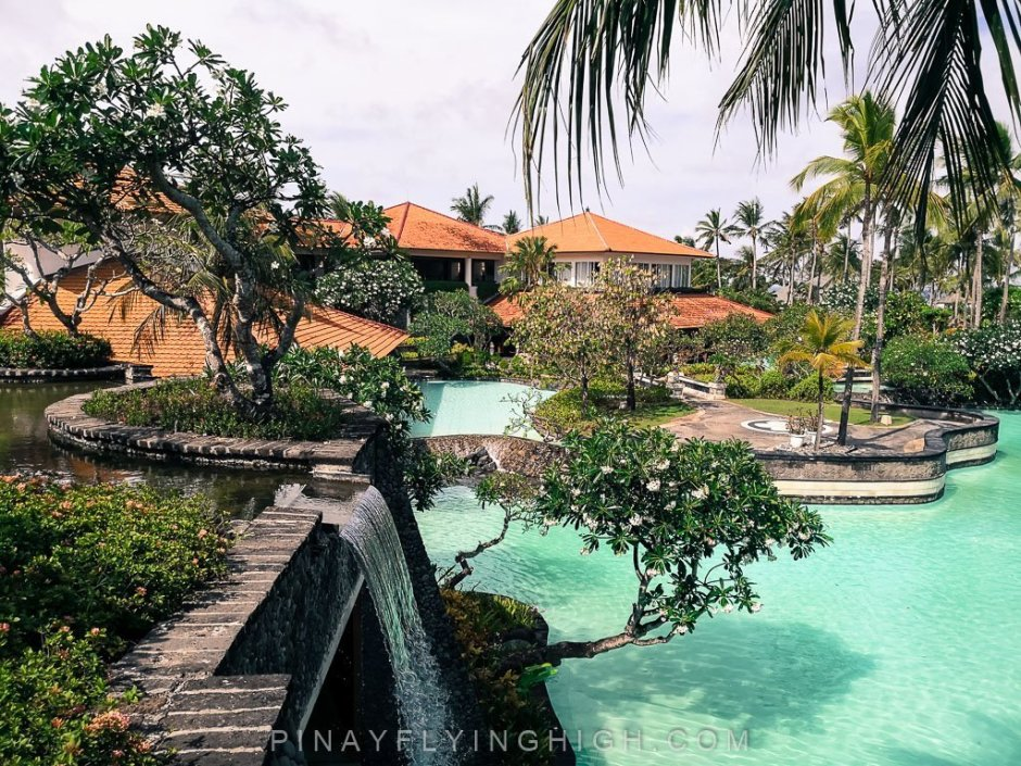 The Laguna, a Luxury Collection Resort and Spa, Nusa Dua, Bali, Indonesia