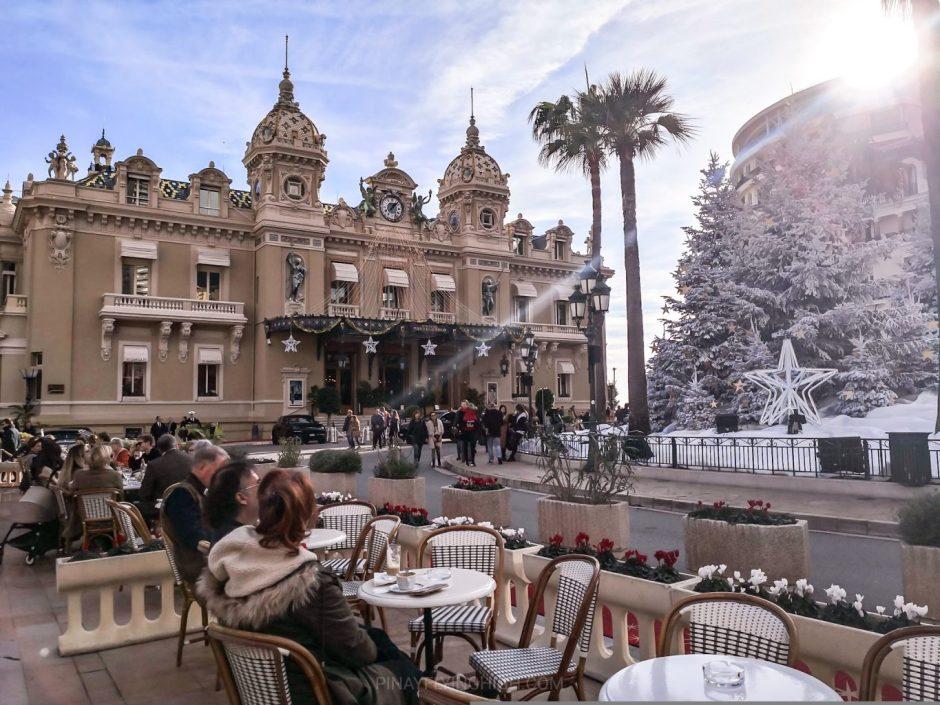 Monte-Carlo Casino, Monaco