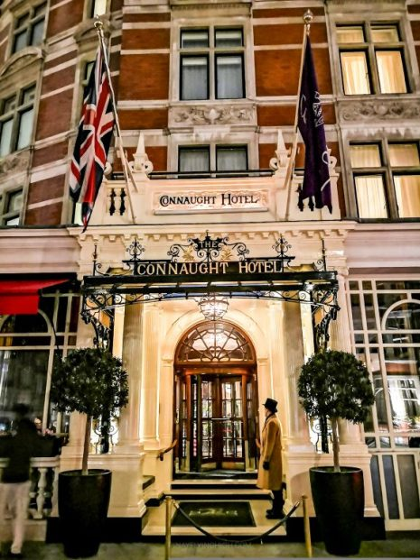 Jean-Georges At The Connaught, London