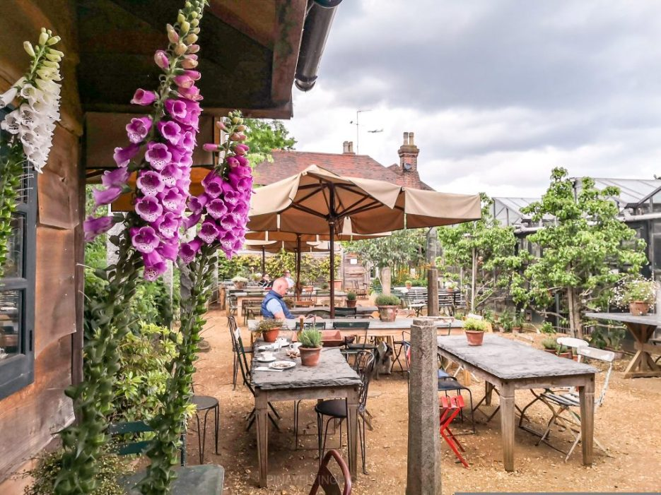 Petersham Nurseries, Richmond, London
