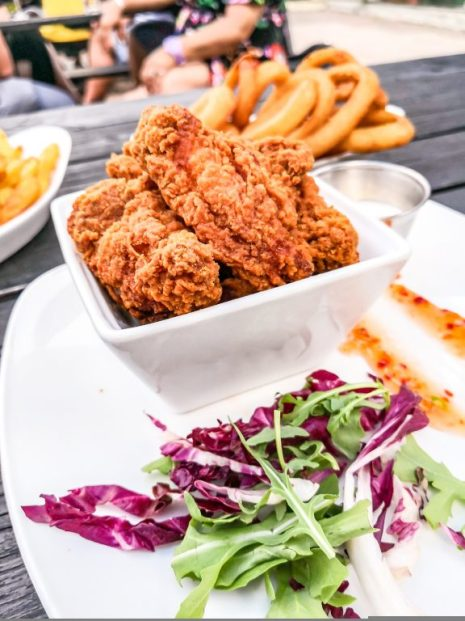 Chicken Wings, The Weir Hotel, Walton-on-Thames