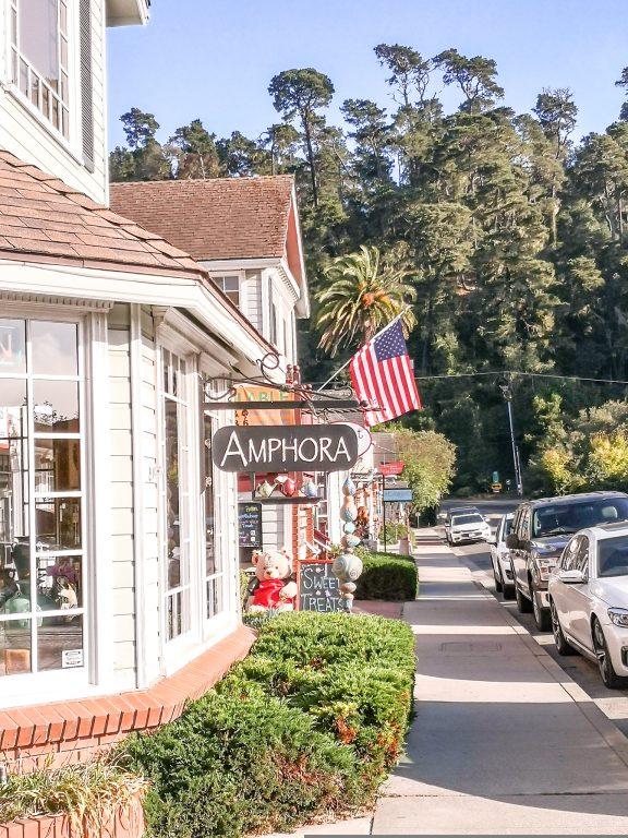 Cambria, San Luis Obispo, California
