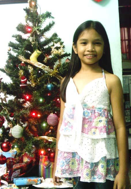 My 2nd daughter Sabrina