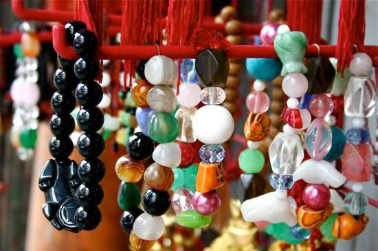 Chinese trinkets.