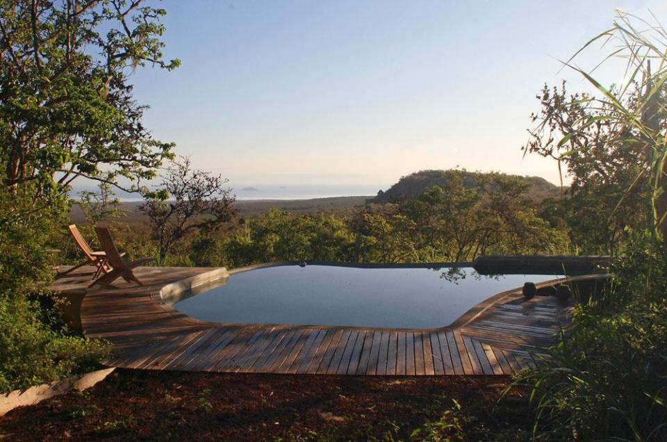 galapagos safari camp 4 Pool-and-a-View