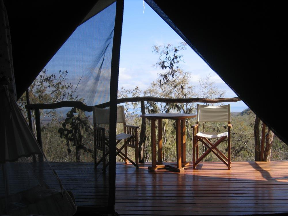 galapagos safari camp 5 bedroom-view