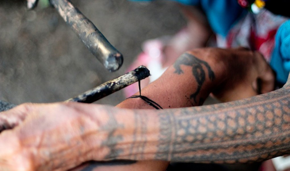Getting Inked By Whang Od Pinay Traveller