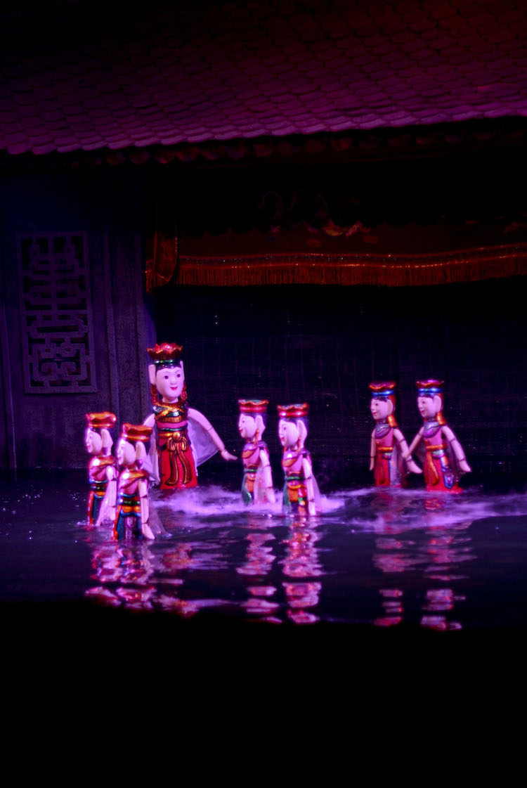 Hanoi Top 10 water puppet pinaytraveller