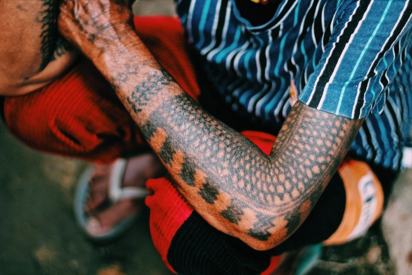 The Tattooed Women of Kalinga