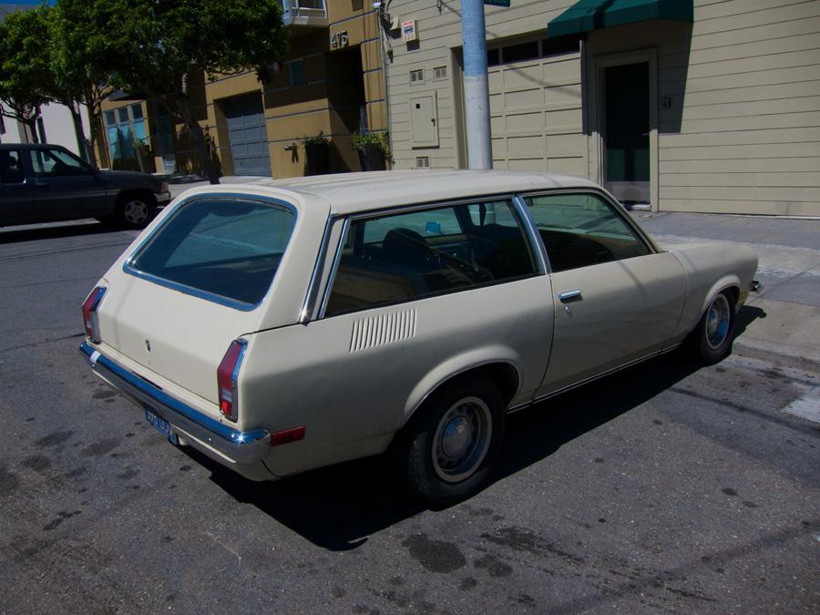 Vega Wagon Pictures