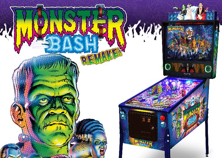 Image result for monster bash remake