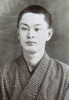 Kawabata en 1917
