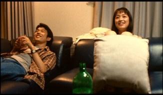 Ito (Okada Yoshinori) et Aihara (Hamasaki Ayumi)