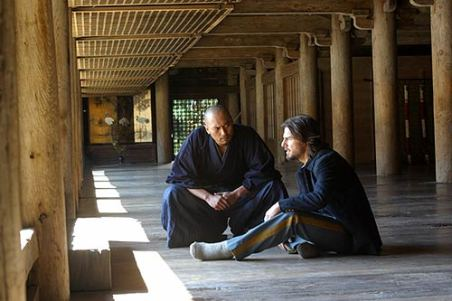 Engyo-ji : Katsumoto et Algren