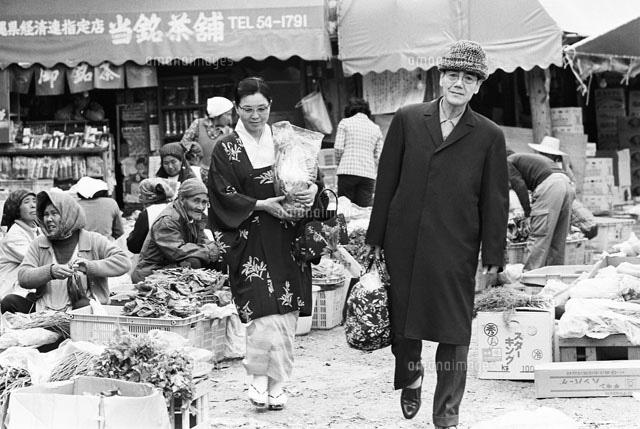 Shimao Toshio, L'aiguillon de la mort