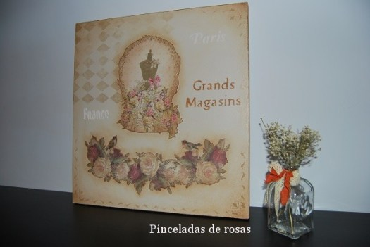 Cuadro Romantico Vintage (3)