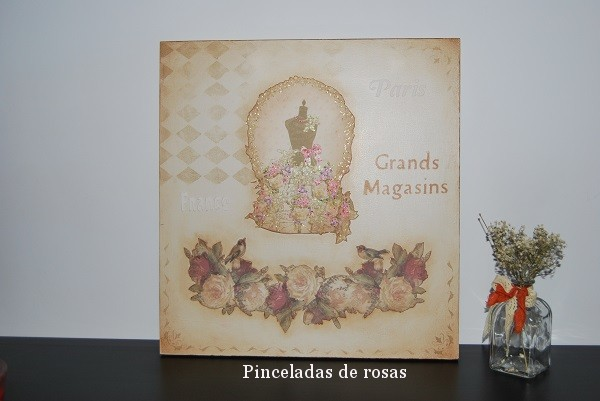 Cuadro Romantico Vintage (4)