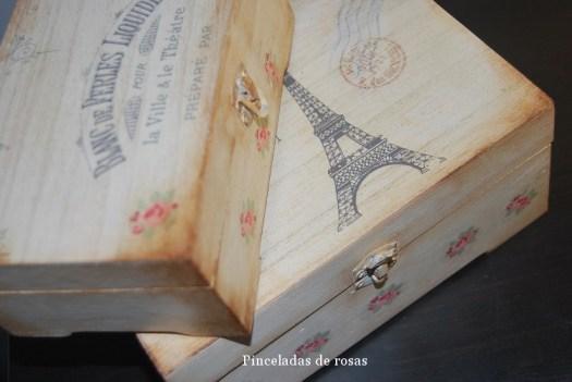 Cajas Vintage con transferencias (12)