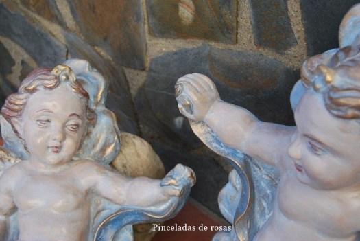 Angeles para la ermita de la Virgen de Fátima (17)