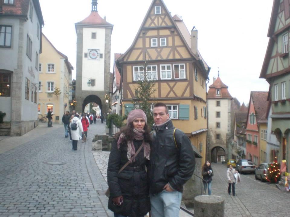 Munich, Rothenburg, Neuchwanstein – Diciembre 2011: Itinerario de viaje 5 días
