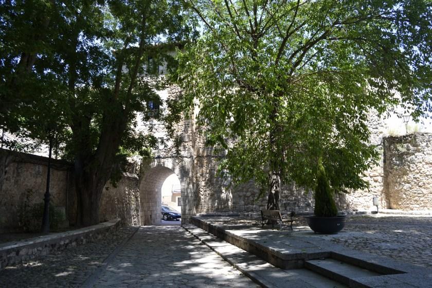 Arco de la Guía, Brihuega, Guadalajara