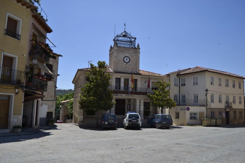 Ayuntamiento, Brihuega, Guadalajara