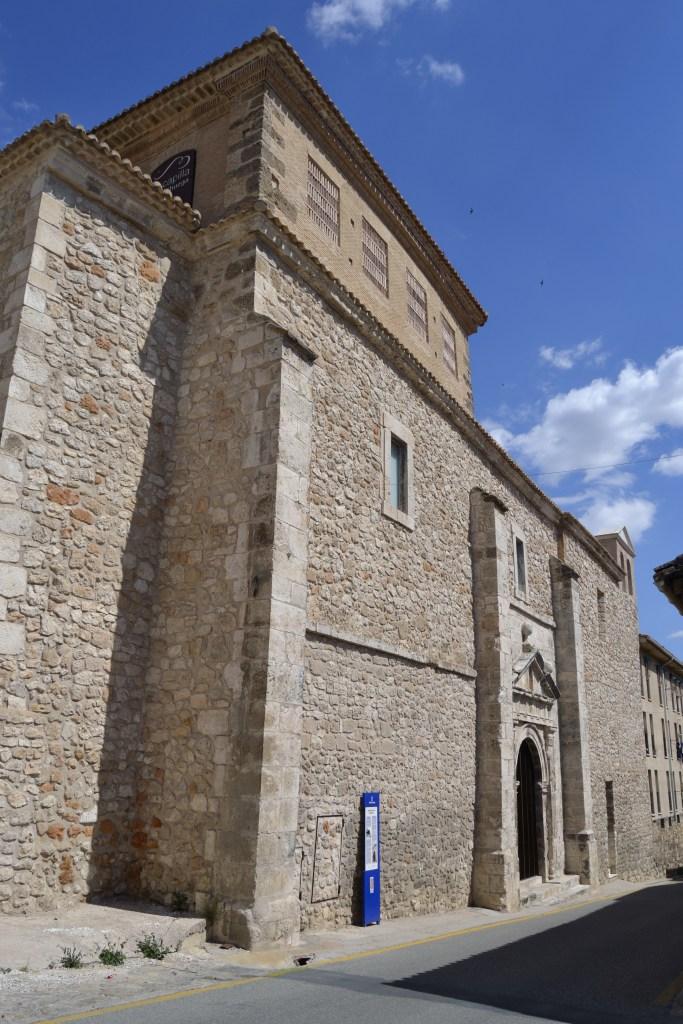 Convento de los Jeronimos, Brihuega, Guadalajara